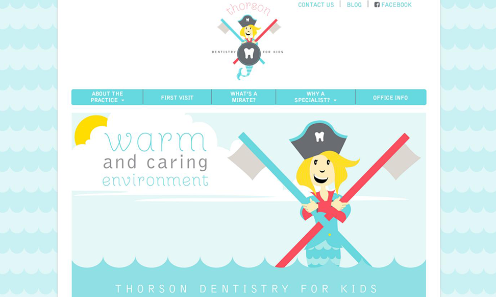Thorson Dentistry for Kids